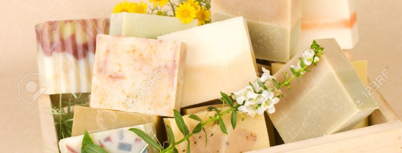 Xmas Soaps - great gift ideas